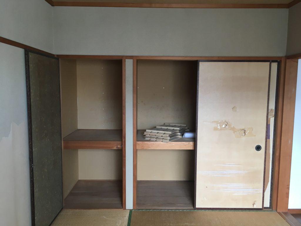 アパート改修工事Before