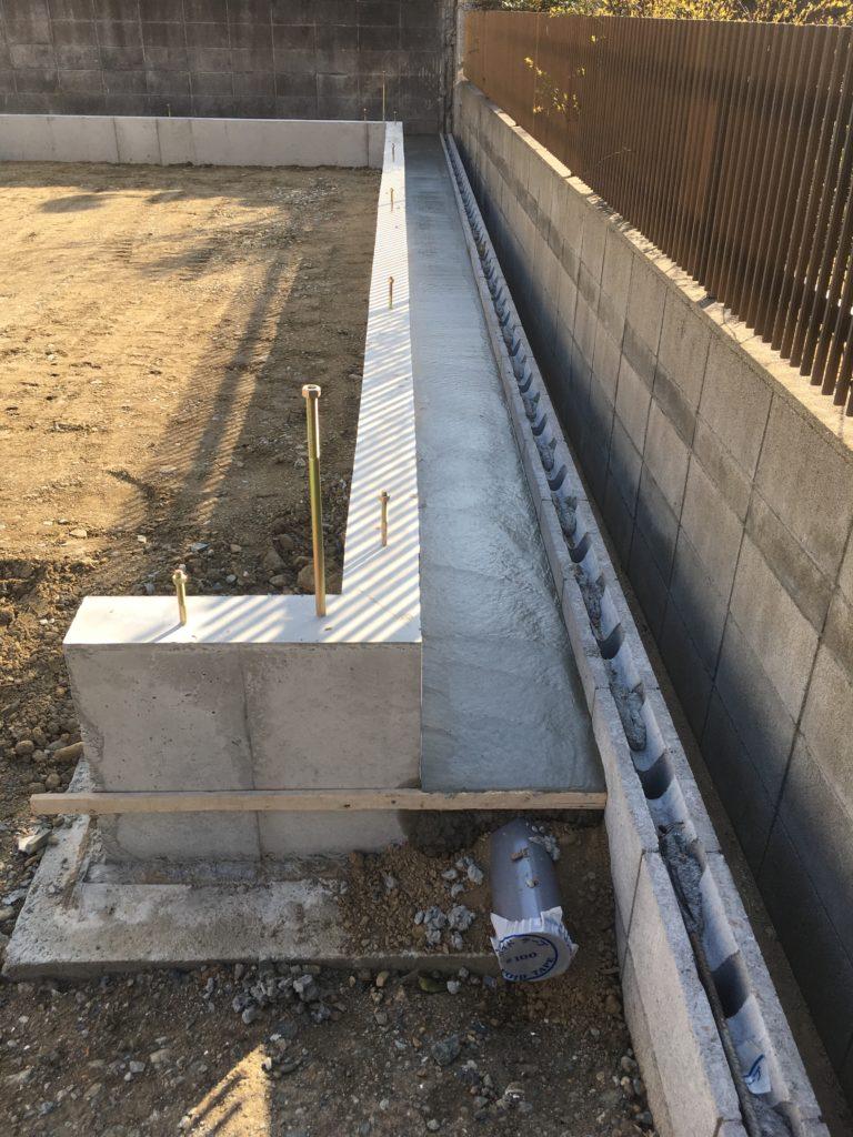 池見町のしばやま歯科クリニック様の倉庫新築工事の進捗報告