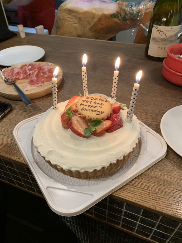 SOOOGOODのタルトケーキ